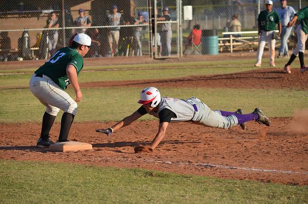 Freshman Baseball 2012