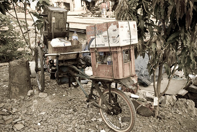 Jakarta Railway & Fishing Village (Tools of Trade)