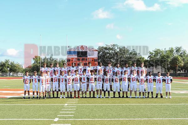 Varsity Football - 2021