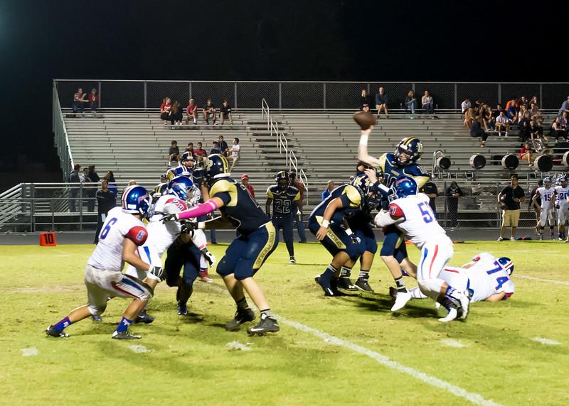 Dos Pueblos High School Football