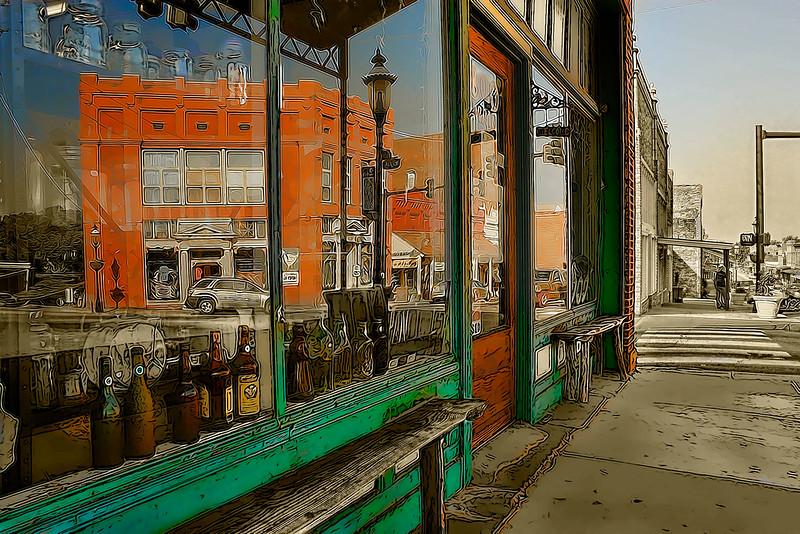 Van Buren Window