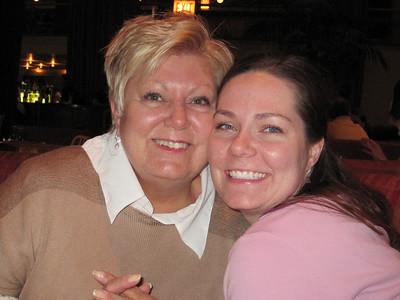 Meg's Birthday Dinner - October 2009