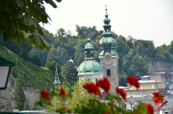 Salzburg and Austria