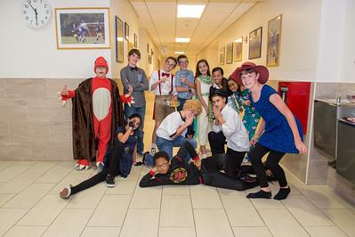 Middle School Halloween Dance 2015
