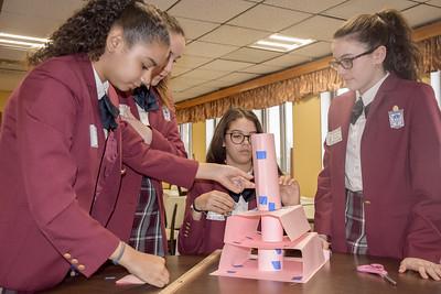 Tyro STEM Day –April 10, 2018