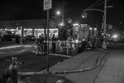 Brooklyn 3rd Alarm 2154 Box 1444 Rockaway Parkway 12/9/18
