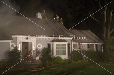 20130904 - Cold Spring Harbor - House Fire