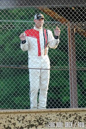 All Star Sprints @ Sharon Speedway - 7/9/16 - Paul Arch