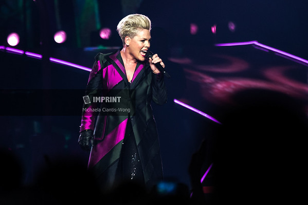 P!NK at Rogers Arena - Vancover, ON | 04.05.2019