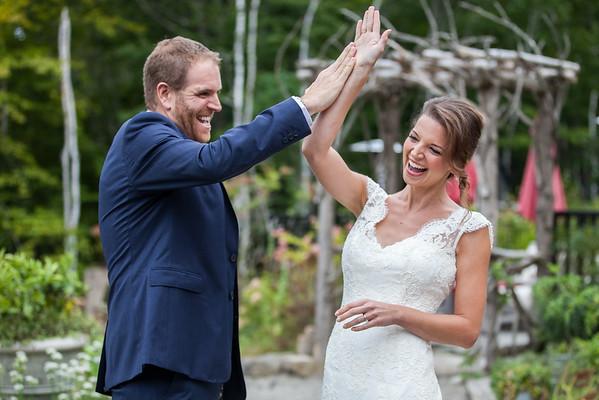 Hallie + Josh: General Wedding