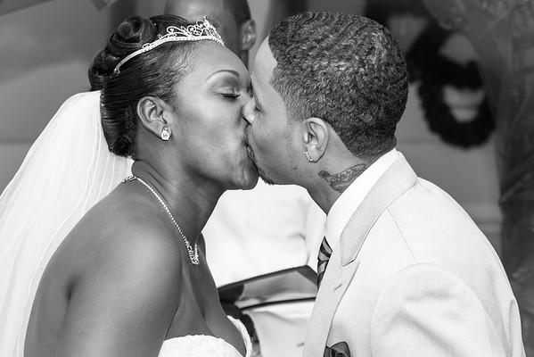 Andray & Beanie wedding 080115