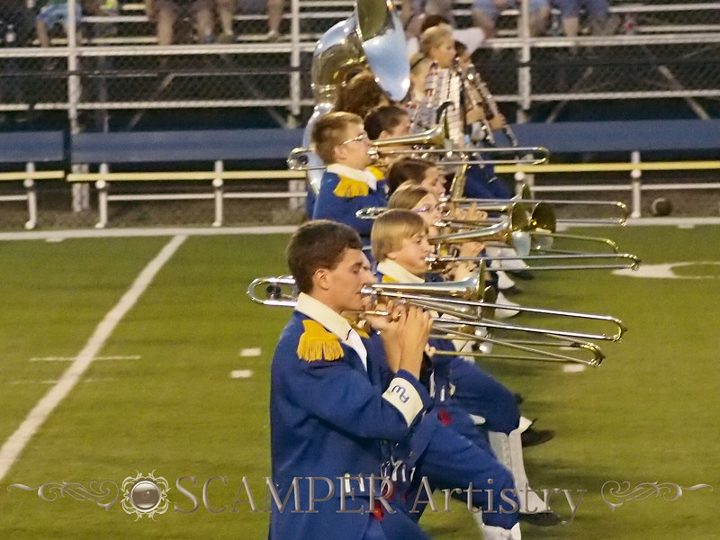 Marching Generals, Aug. 27, 2013, @ Findlay, OH