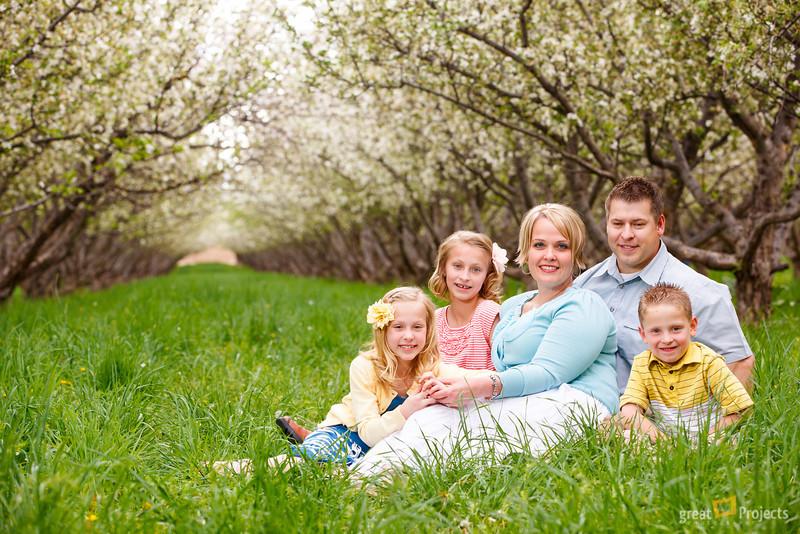 McKown Family Portrait