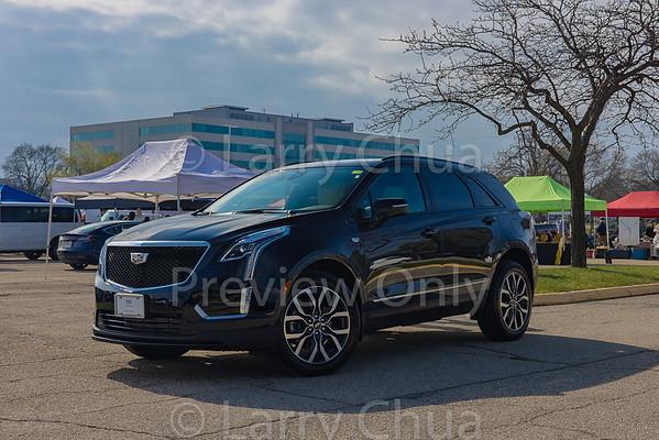 2021 June issue - 2021 Cadillac XT5 SPORT AWD