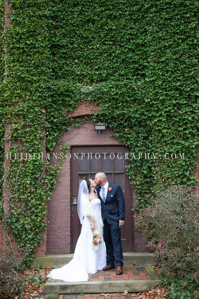Brenna and Craig Pop Up Wedding | Heidi Hanson Photography