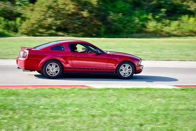 2021 SCCA TNiA  Aug 27 Pitt Nov Burgundy Mustang V6