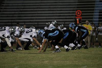 2010 Varsity vs South County