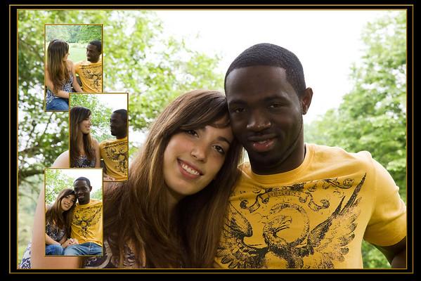 Danielle and Lionel