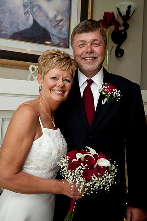 Bill and Wendy Wedding