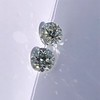 1.75ctw Old European Cut Diamond Pair, GIA J VS1/J VS1 2