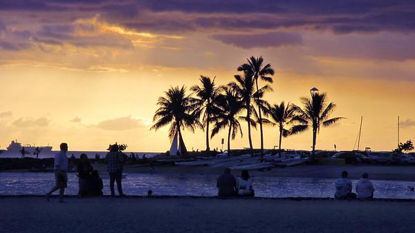 Hawaii April 2013