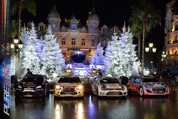 WRC 2014 - 2015