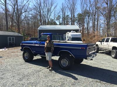 B's Truck