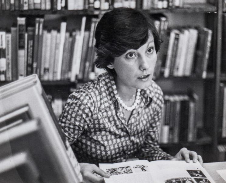 1970s edda abbot pennings high school library de pere wi