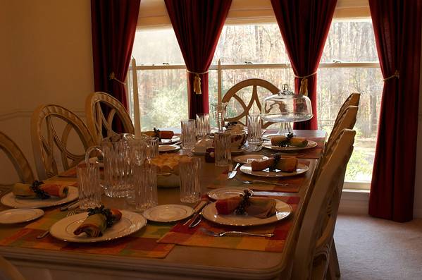Thanksgiving 2012 - Smyrna, Ga