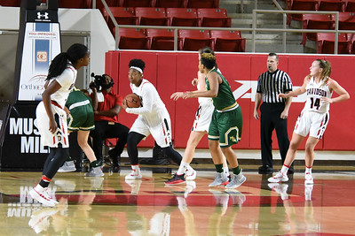 Women's Basketball vs William and Mary