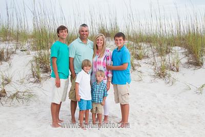 Eastland Family Panama City Beach 2015