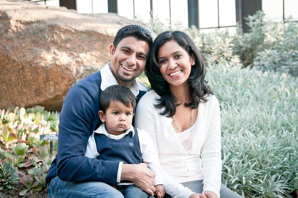 Varghese Family