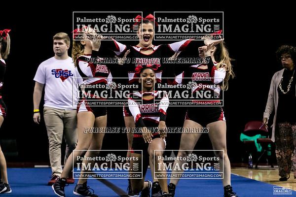 Waccamaw-2019 State Cheerleading Championship