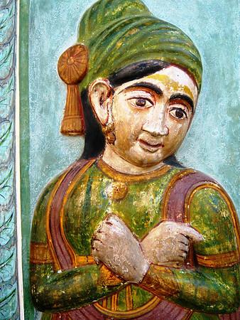 Jaipur, India - February 2009
