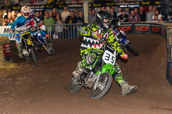Supercross 2016 Saturday 50cc and 88's