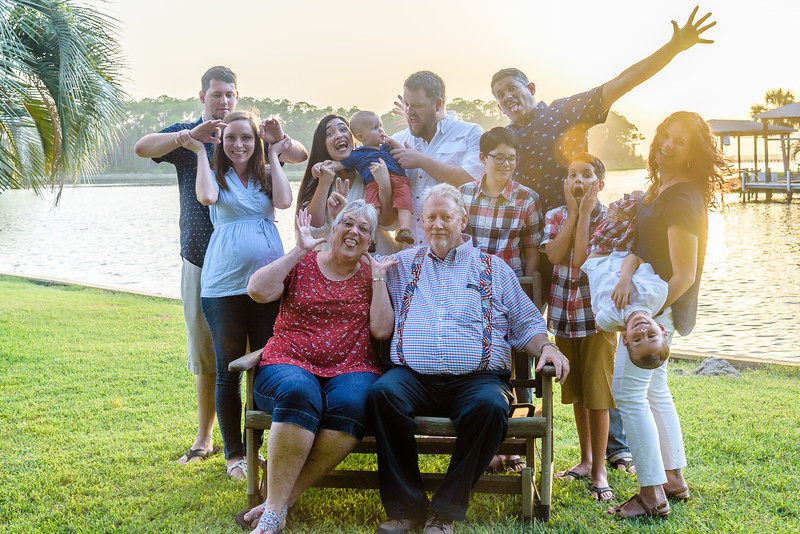 Rhinehart Family Photoshoot