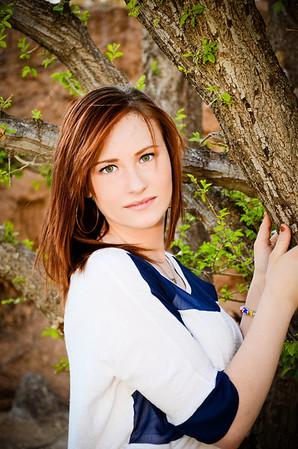 Jesseca AHS Senior 2014