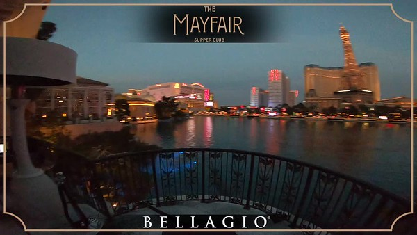 The Mayfair Supper Club - 360 Revolve - Jan 24th 2020