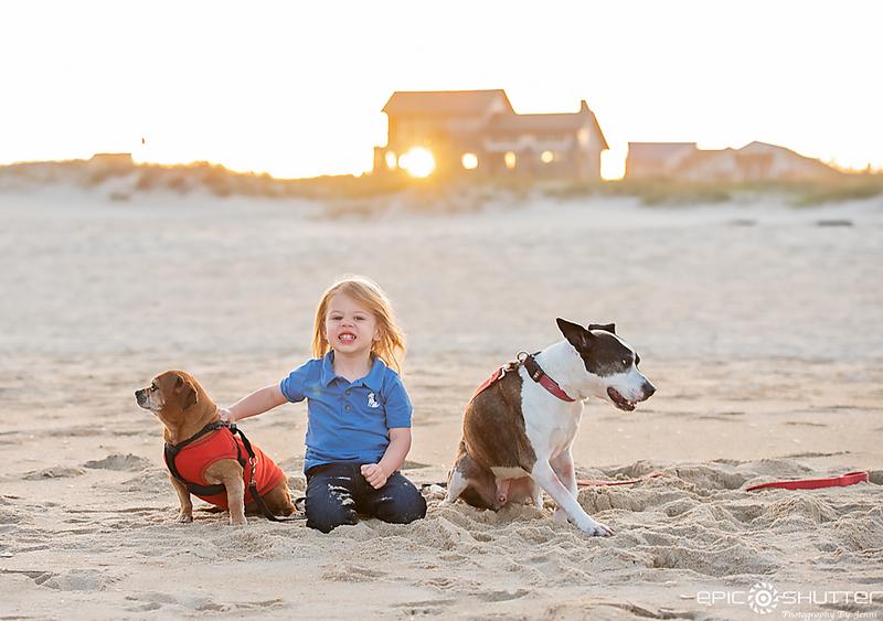 Avon, North Carolina, Cape Hatteras Family Photographers