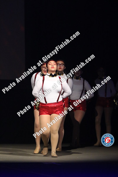 Div 14 Dance - Texas Toros