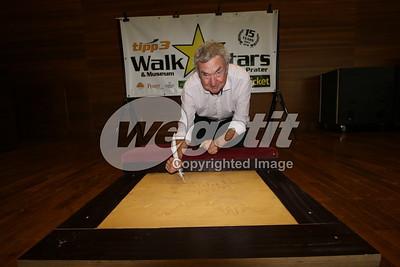Nick Mason Walk Of Stars