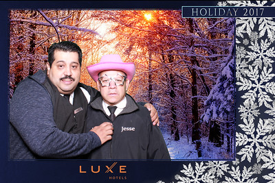 Luxe Sunset Holiday Party