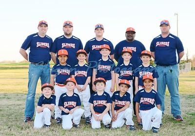 Sliders Baseball