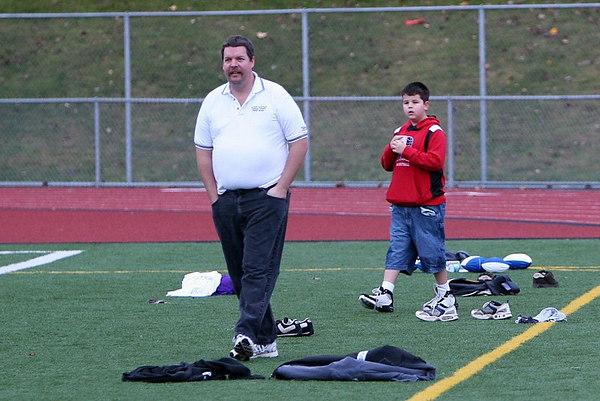 Duvall Ward Turkey Bowl 2006
