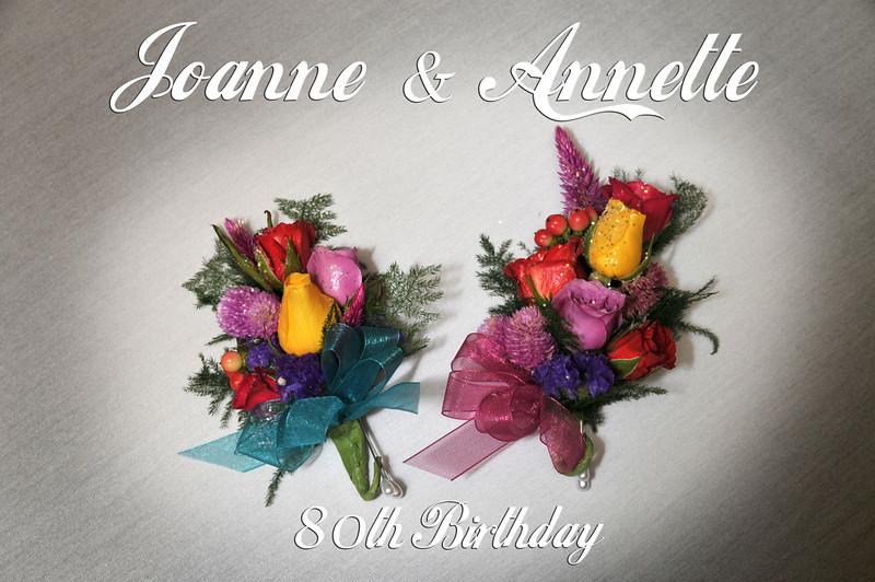 Joanne & Annette