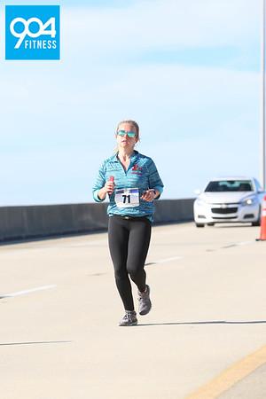 Saratoga Classic Half Marathon 2020 Bridge