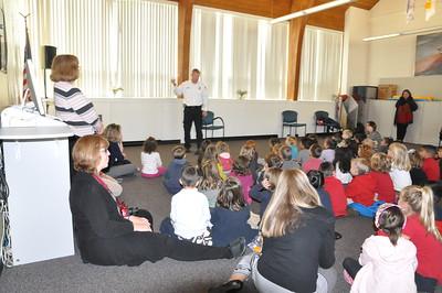 Fire Prevention Swain School