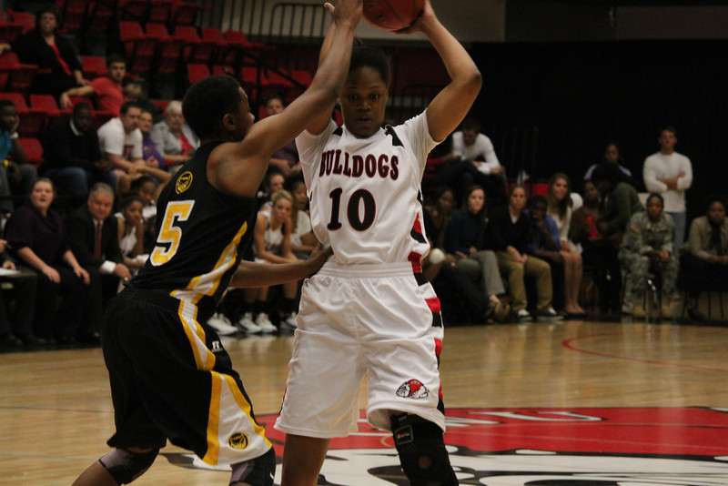 Number 10, Chaylia Coleman