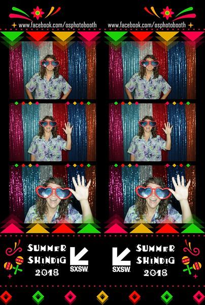 SXSW Summer Shindig 8.22.18