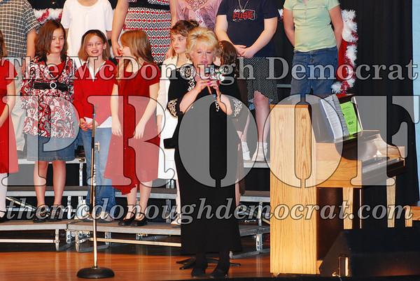 5th Grade Xmas Program 12-17-07